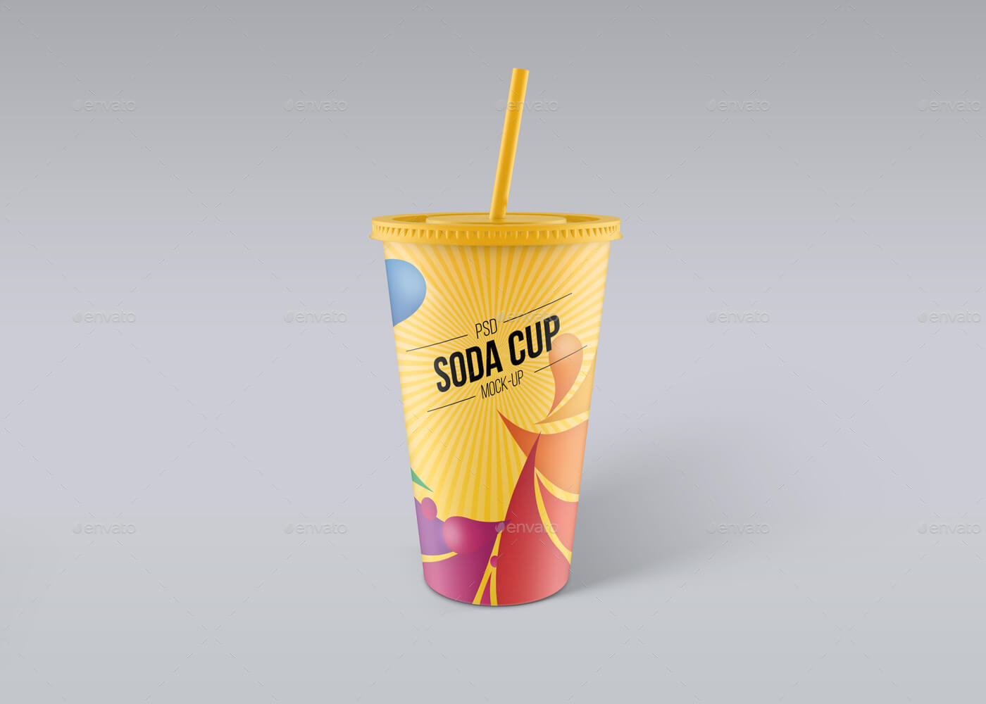 Soda Cup Mock-Up (1)