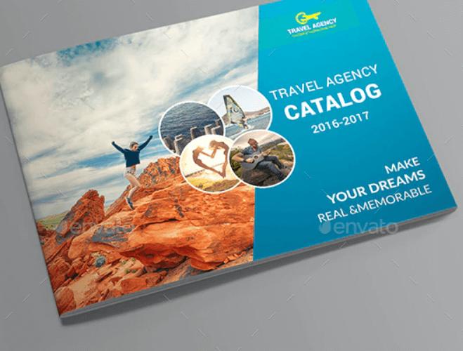 Travel Agency Catalog A5