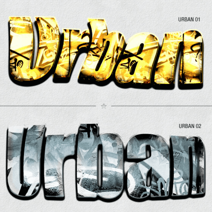 Urban Styles - Street and Graffiti