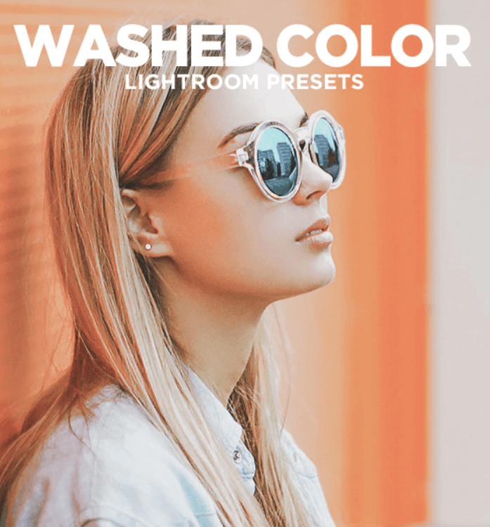 Washed Color - Lightroom Presets