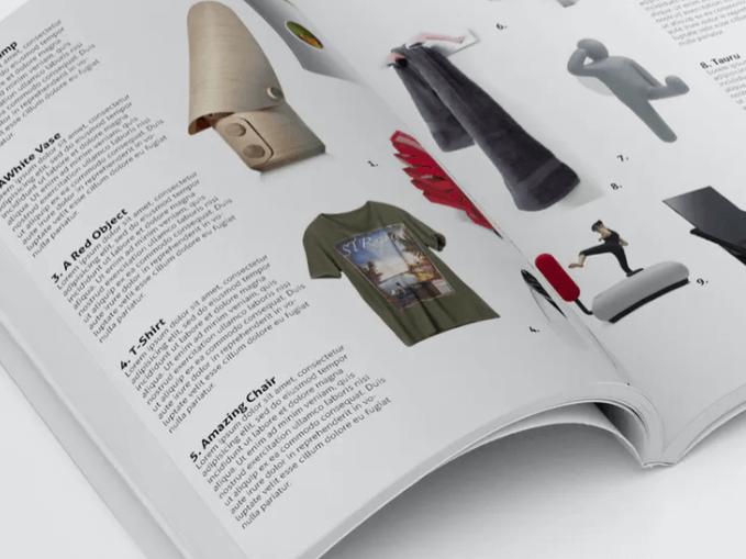 15 Magazine Advertising Templates