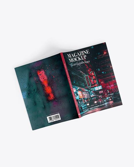 A4 Magazine Mockup1 (1)