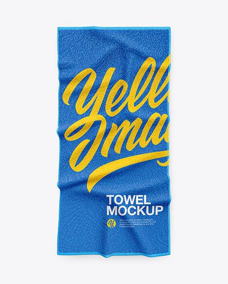 Beach Towel Mockup1 (1)