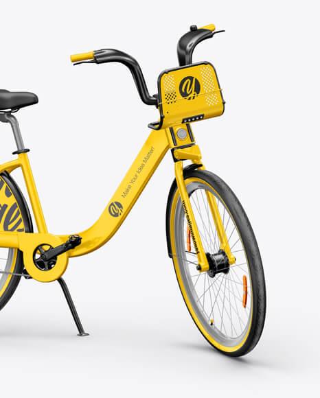 Bicycle Mockup (1)