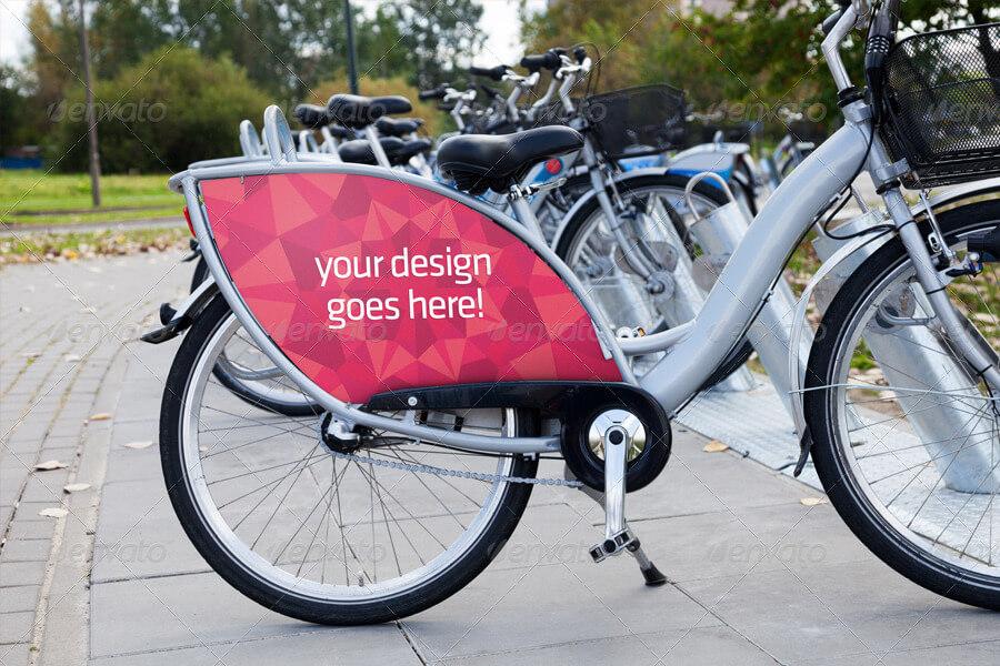 Bike Ad Advert Mockup (1)