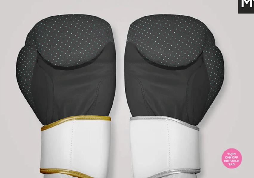 Boxing Gloves Mock-up1