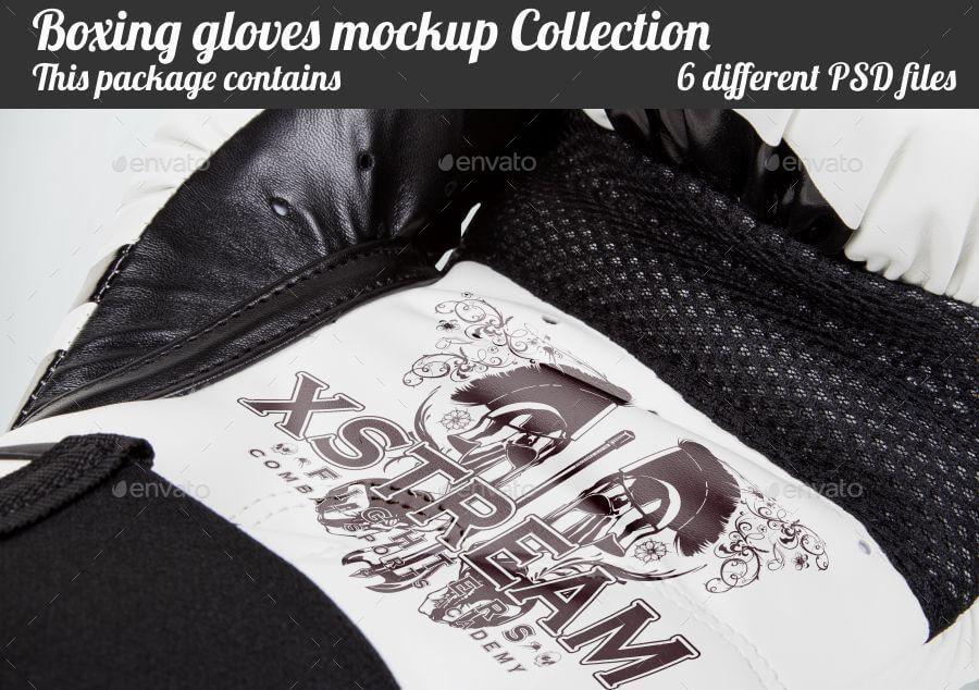 Boxing Gloves Mockup (1)