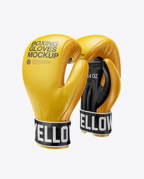 Boxing Gloves Mockup1 (1)