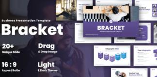 Bracket Business Presentation Template