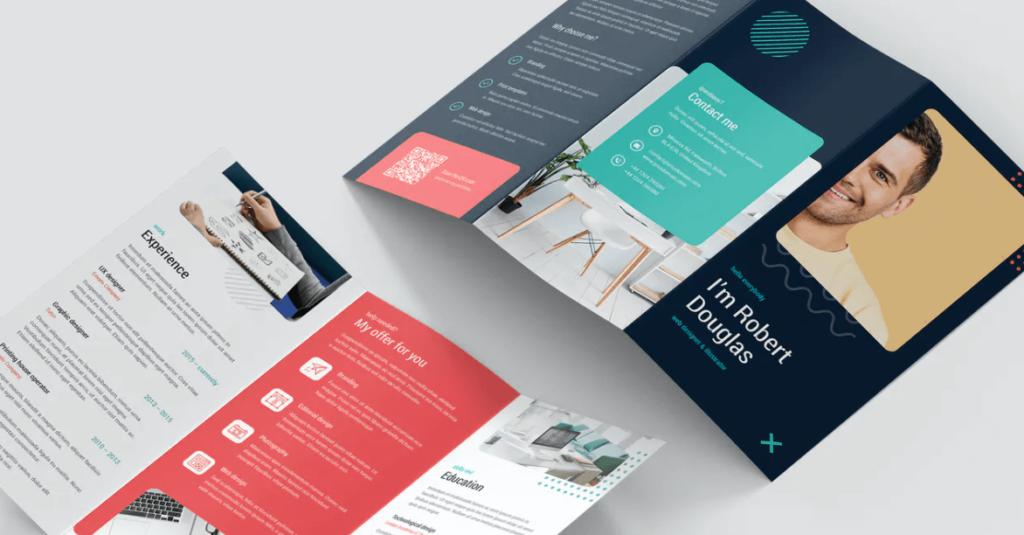 Brochure – Resume Tri-Fold (1)