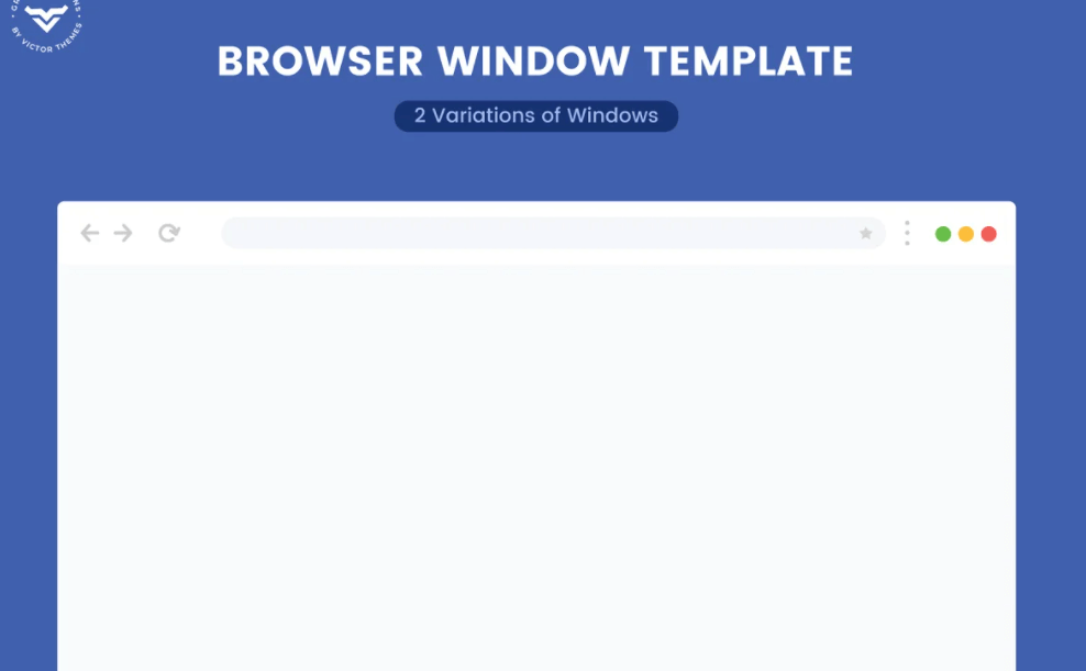 Browser Window Template1