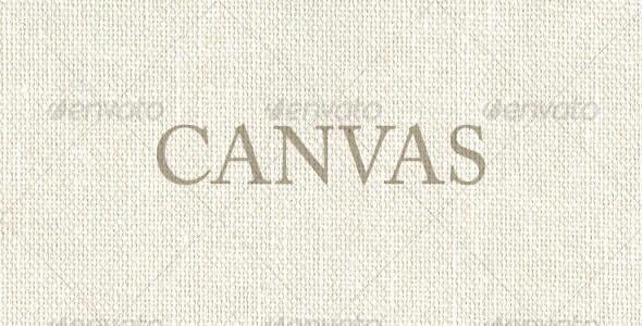 Canvas Texture (1)