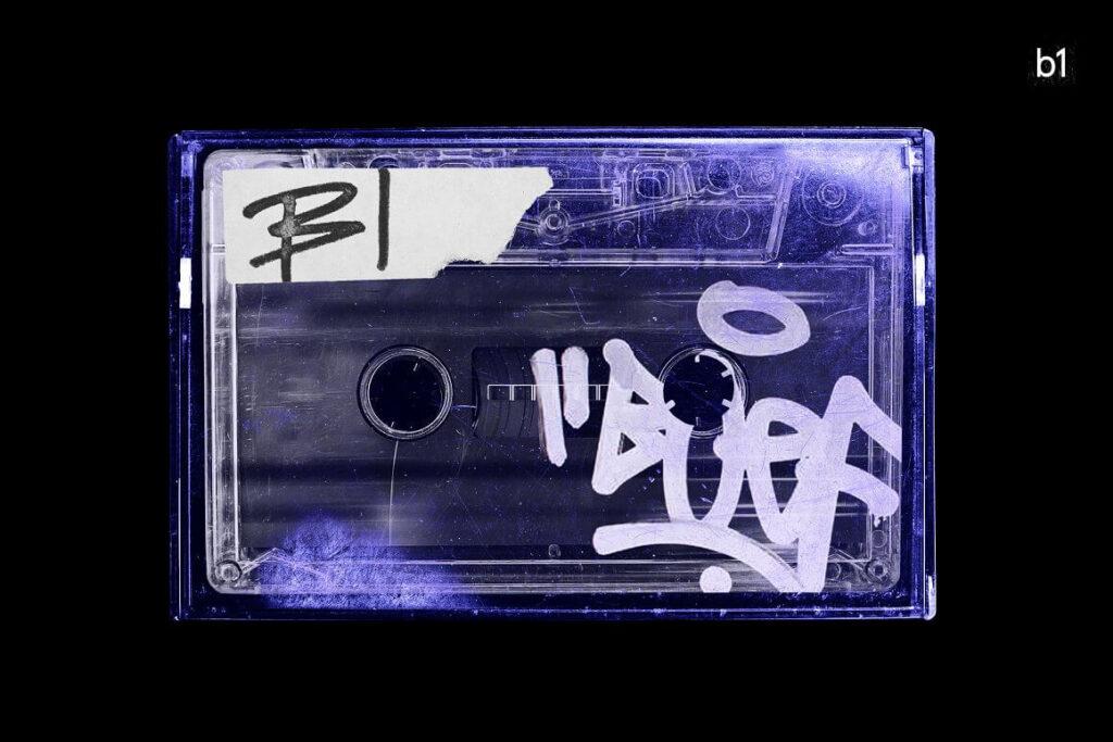 Cassette Tape Vintage Mockup (1)