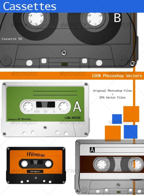 Cassettes (1)