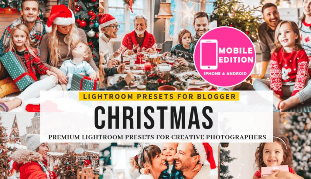 Christmas Lightroom Presets (1)