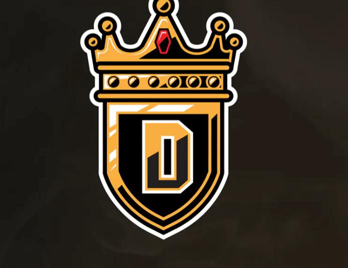 Crown King - Crown Mascot & Esport Logo V.1