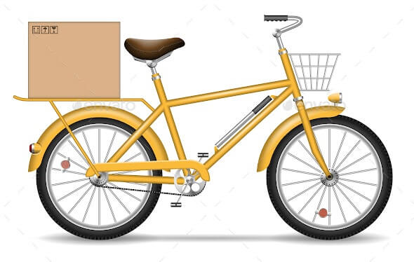 Delivery Bicycle (1)