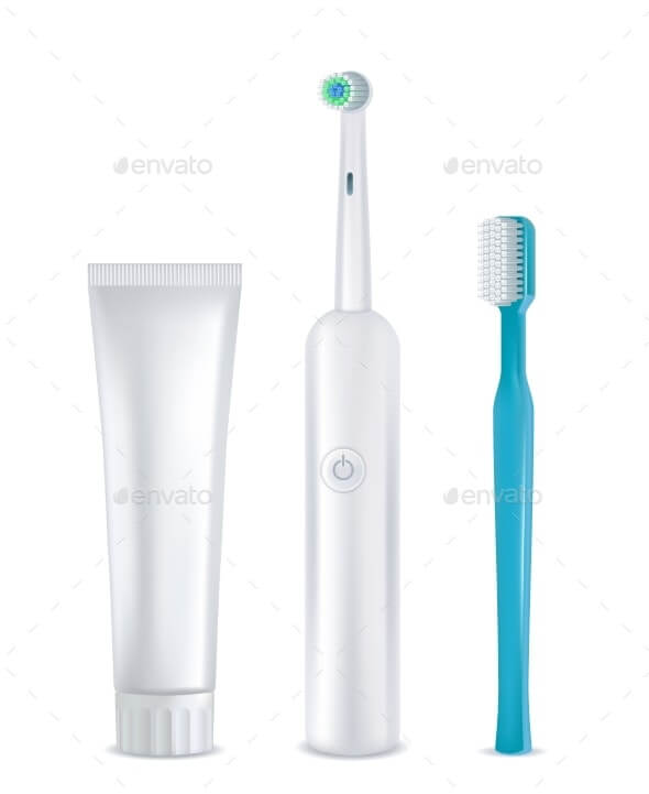 Dental Cleaning Tools Set (1)