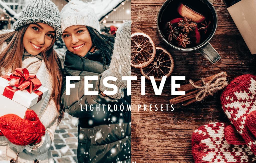 FESTIVE CHRISTMAS LIGHTROOM PRESETS (1)