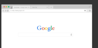 Flat Browser Mockup Vector