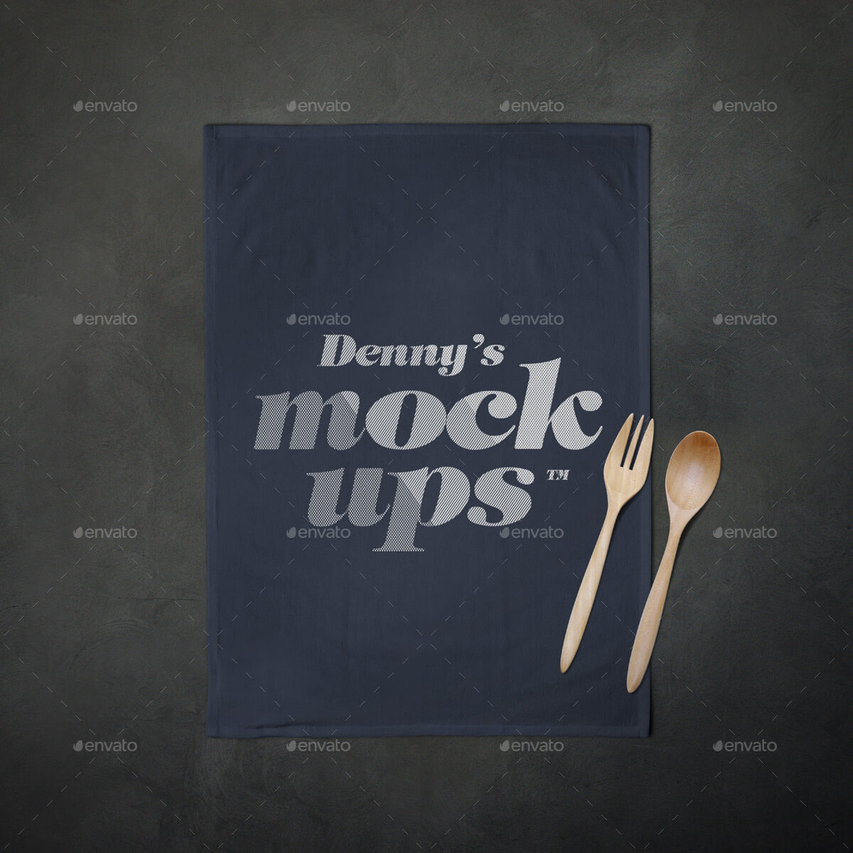 Flour Sack Towel Mockup (1)