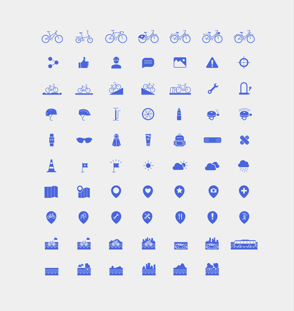 Free Bike Vector Icon Collection2 (1)