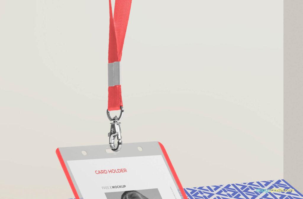 Free Corporate ID Card Mockup PSD Template3 (1)