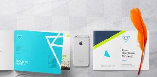 Free Designable Swift Brochure Mockup PSD Template (1)