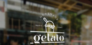Free Gelato Soft Display Font (1)