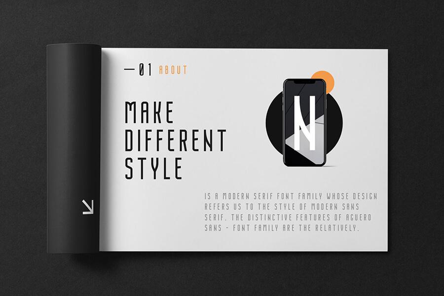 Free Nordin Sans Serif Demo Font1 (1)