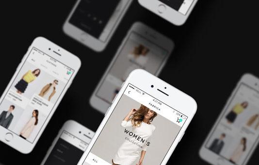Free Original App Screen Showcase Mockup PSD Template (1)