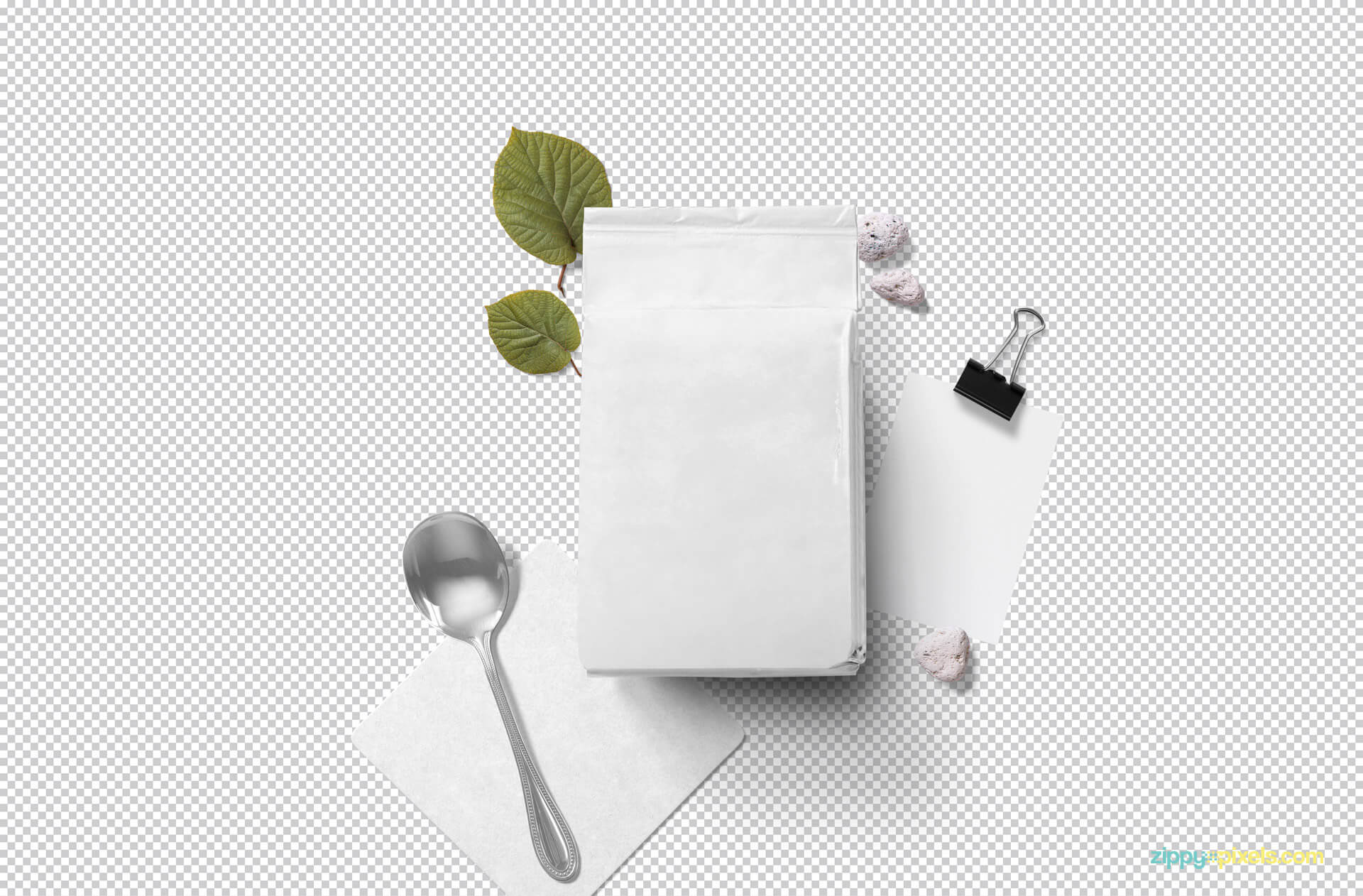 Free Packaging Pouch Mockup PSD Template1 (1)