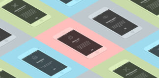 Free Perspective App Screens Mock-Up PSD Template (1)
