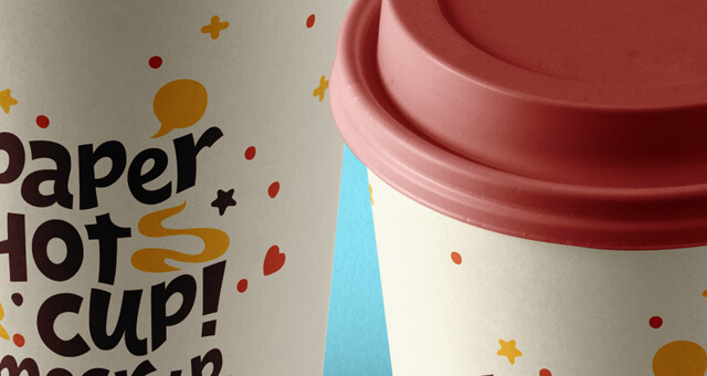 Free Perspective Paper Hot Cup Mockup PSD Template4 (1)