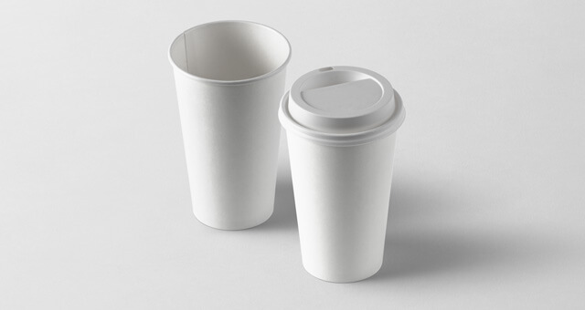 Free Perspective Paper Hot Cup Mockup PSD Template5 (1)