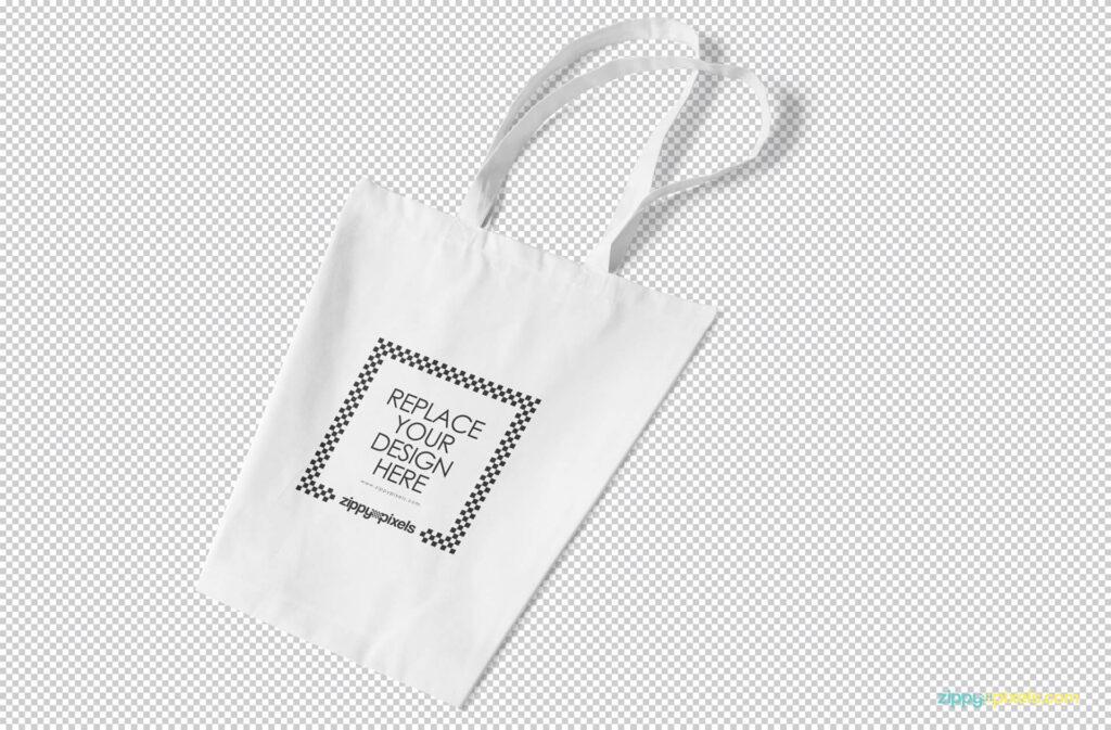 Free Professional Cotton Bag Mockup PSD Template1 (1)