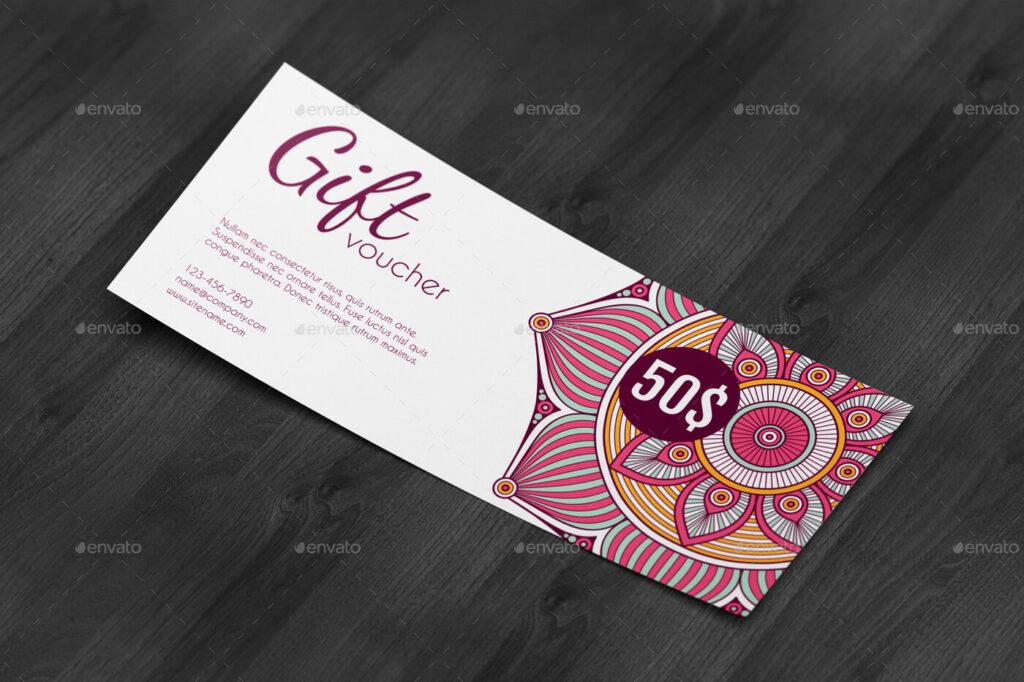 Gift Discount Voucher Mock-Up (1)