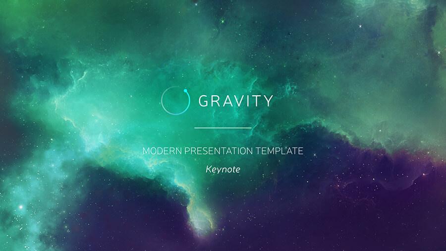 Gravity Keynote - Modern Presentation Template (1)