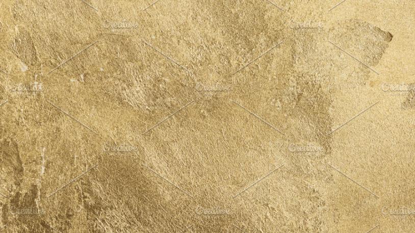 Hi-Res Gold Leaf Foil Texture