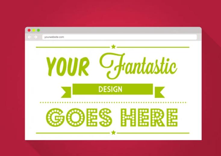 Hipster Browser Frame Set