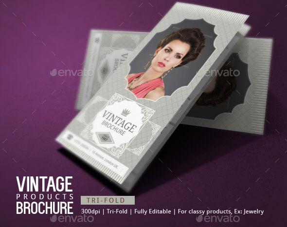 Jewelry Brochure Design (1)