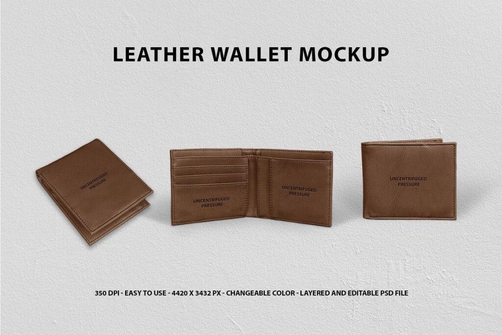 Leather Wallet Mockup1 (1)