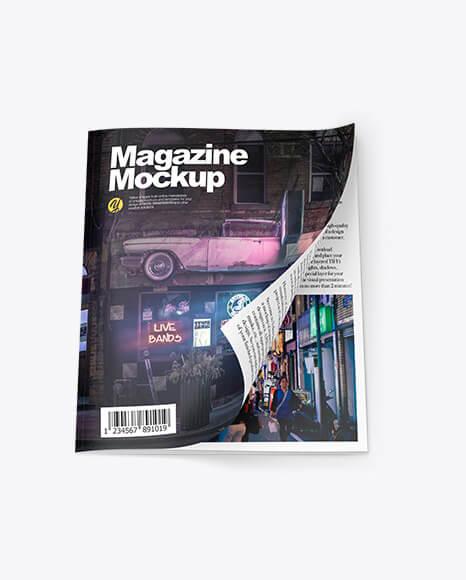 Magazine Mockup (1)