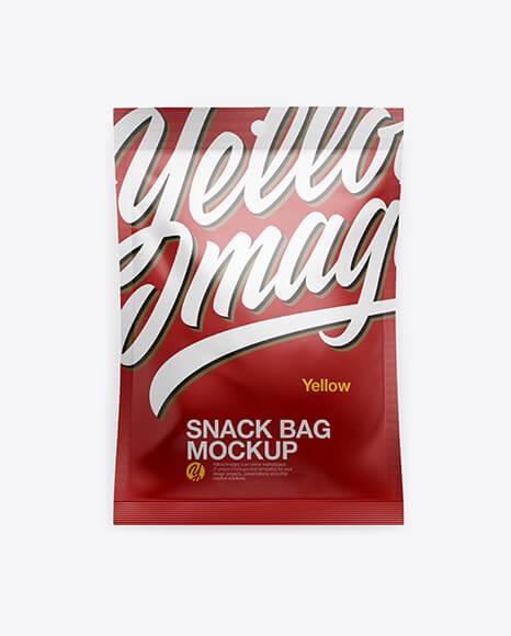Matte Snack Bag Mockup (1)