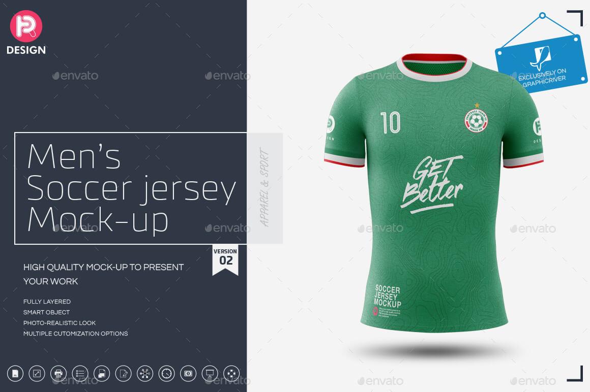 Men's Soccer Jersey Mockup V2 (1)