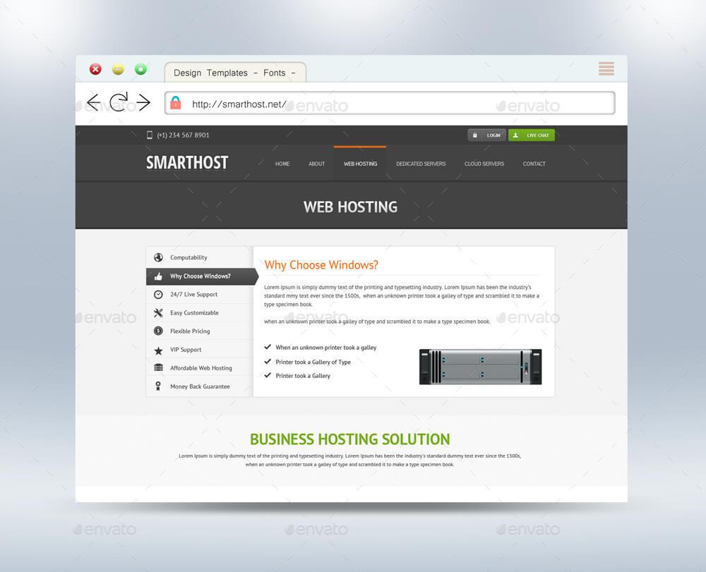 New Web Browser Mock-Up (1)