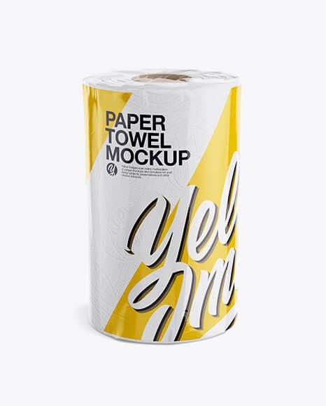 Paper Towel Mockup (1)