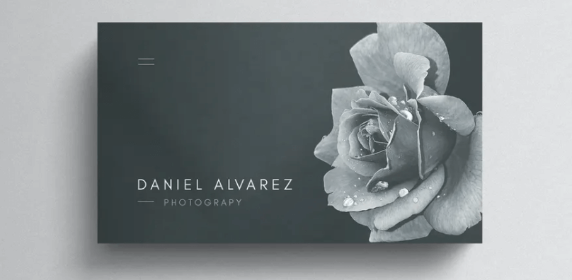 Photography Business Card Template1