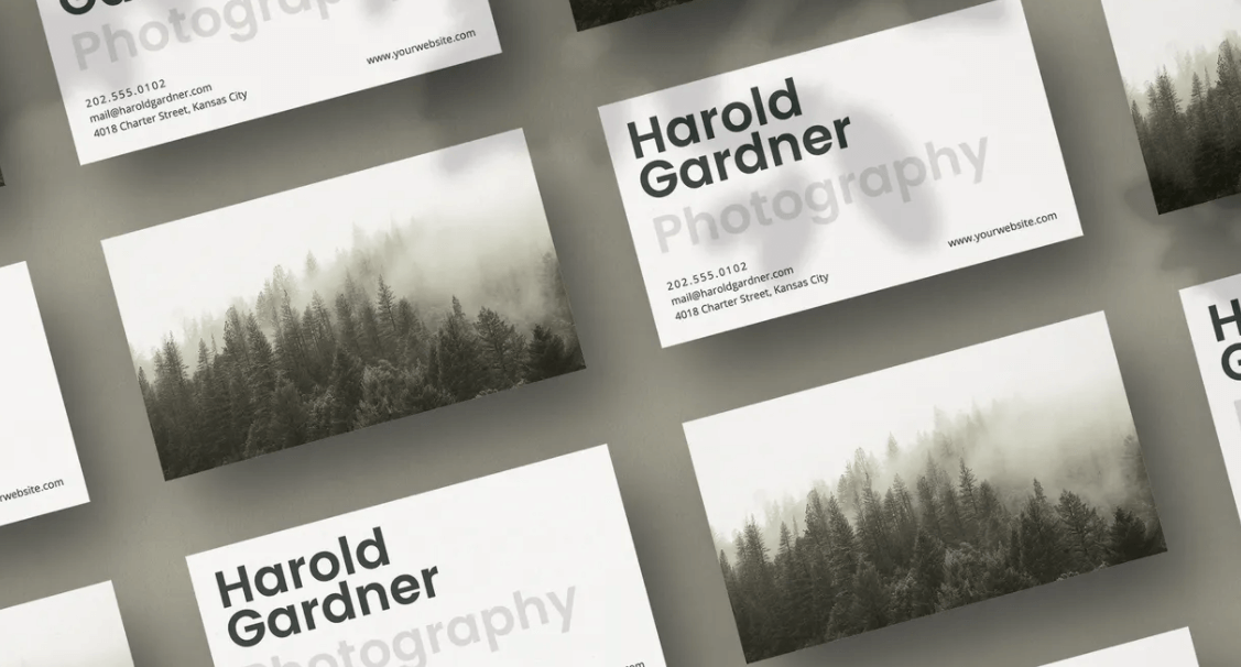 Photography Business Card2
