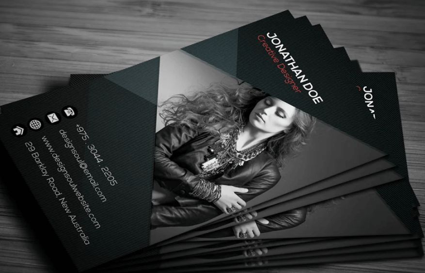 Photography Business Card3